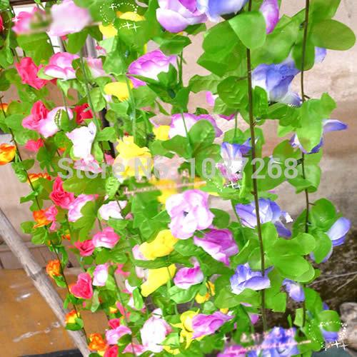الاصطناعية ديكور فاينز الزهور الروطان