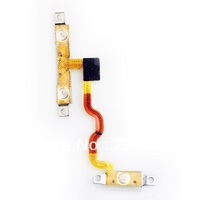 DHL Freeshipping Power and Volume Button Flex Cable Ribbon  for iPod Touch 2  50pcs/lot