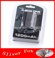 For X-box One Battery 1200mAH Rechargeable Battery Pack with Cable For XBOX ONE Wireless Controller With Retail Package