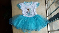 The girl dress children dress Baby dress Children's clothes, 2014 explosion