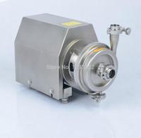 3T16M sanitary centrifugal pump / sanitary pumps /  beverage pump / milk pump / 0.55KW 230V/abb