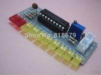 3 Sets LM3915 Audio Level Indicator DIY Kit Electronic Production Suite