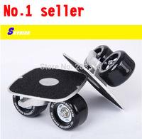 Wholesale 2 pairs/lot drift skates/freeline skates with aluminium deck ,PU wheel ,speed roller skates ,free shipping by DHL