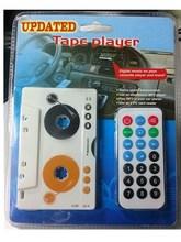Trainborn mp3 ленты sd mmc для чтения карт ремень кассеты машина пульт дистанционного управления конвертер бесплатная доставка