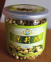 jasmine tea fresh flower blooming dried herbs juicy bag promotional original chinese products wholesale retail