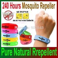 New 2014 Summer Anti Mosquito Killer Repellent Bracelet,Outdoor Baby Mosquito repeller Bangle Repellent Wrist 50PCS/LOT