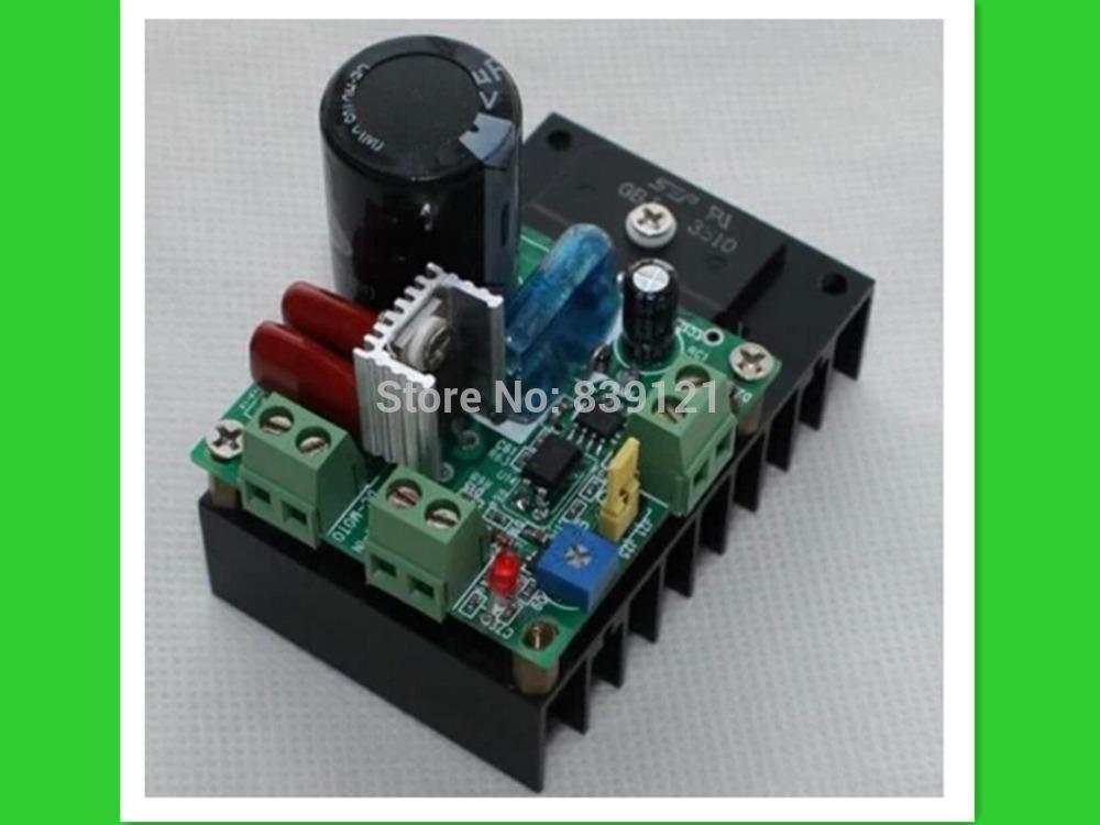 12V 14V 16V 18V 24V 36V speed controller of DC motor PWM speed MACH3 spindle speed(China (Mainland))