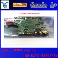 Lenovo laptop mainboard X130E assembly refurbished FRU 04W3578