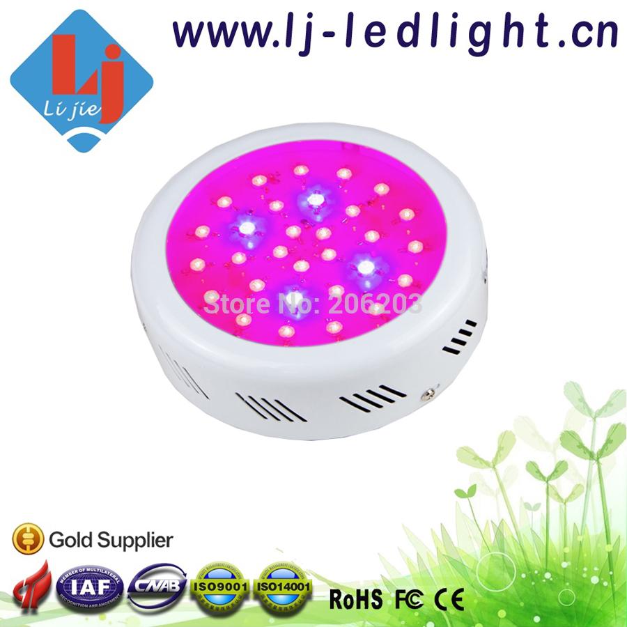 Free shipping Mini UFO LED Grow Light 90w / led grow light / led plant grow light(China (Mainland))