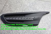 High quality 9W LED Daytime Running Light DRL For Volkswagen Jetta Sagitar Vento 2011 Free Shipping