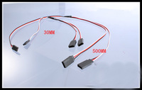 Y-type servo extension cord remote control aircraft / wing JR Universal 10PCS