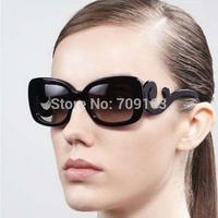New Brand Women Chic Glasses Accessories Baroque Square Sunglasses women's Sunglasses 6pcs/lot