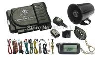 LCD Remote Car alarm/ Two way car alarm Tomahawk TZ9010 TW9010 car alarm