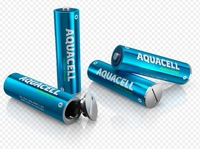 Wholesale 20 packs (40 pcs)  Aquacell batteries Water Activated AA Size Hydropower Battery Water Charge Battery