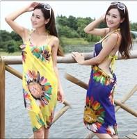 free shipping 2014 new design fashion sexy Bikini special Sling veil lady Sand apron