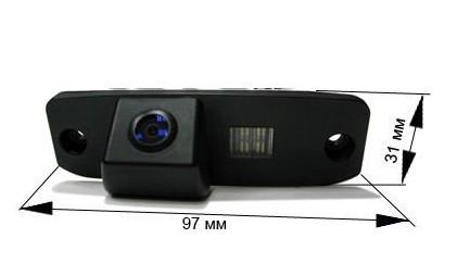 Fit for Hyundai Elantra CCD CAR BACK VIEW CAMERA REAR VIEW CAMERA with night vision(China (Mainland))