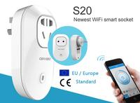 Orvibo S20 EU Europe Standard Smart Socket timer switch Wall Plug wireless control Smart home Automation appliance Free Shipping