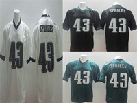 Wholesale Cheap The USA Philadelphia #43 Darren Sproles Men's Elite Team American football Stitched jerseys,Top Quality