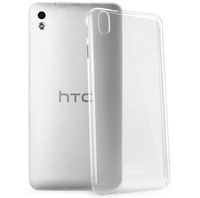Crystal Clear Slim Hard Case for HTC Desire 816 816W