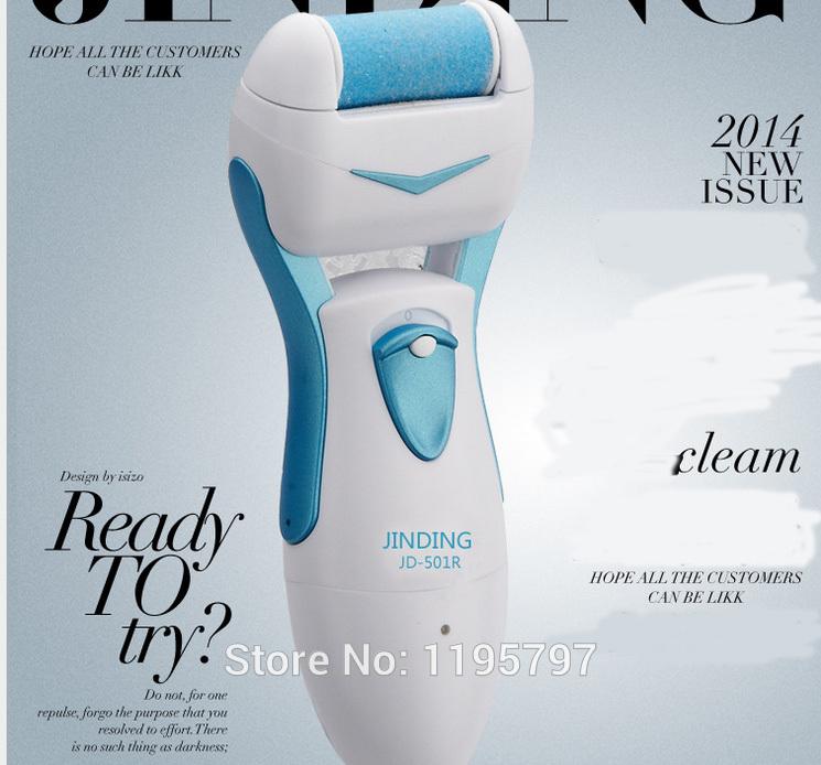 HOT !Electric grinding foot control small motors foot wear new skin is peeling device electric pedicure polish repair(China (Mainland))