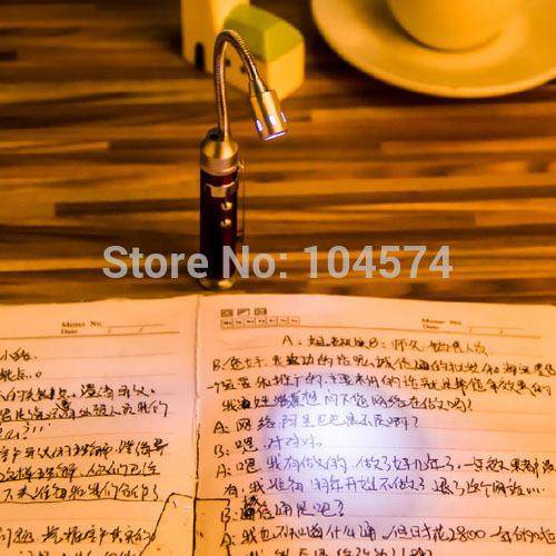 2014 New Aluminum Alloy Flexible Portable Mini LED Laser Flashlight Torch With Magnet On Bottom Promotional Gifts Flashlights(China (Mainland))