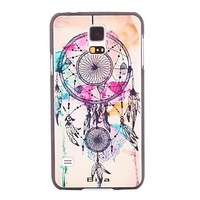Dreamcatcher Pattern Plastic Hard Case Cover for Samsung Galaxy S5 i9600