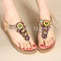 New arrived sexy style sandals for women slippers flip flops women flats brand women's shoes