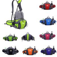 New 2014 Multifunctional Outdoor Waterproof Cloth Mountaineering Waist Bag Sport Waist Pack Men Messenger Bags Men's Travel Bags