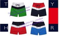 New 2014 summer Men casual summer beach stripe fashion shorts/Beach casual & sport Brand board short men sport casual shorts