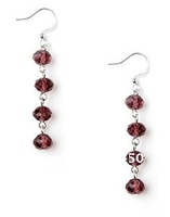 Fashion Earring,Crystal bead Free Shipping,Mix order $10