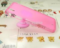 Free shipping 1pcs transparent matte tpu case cover for Hisense U970 excellent quality different colours
