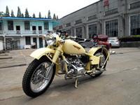 CJ 750cc motorcycle