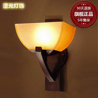 Fashion brief lamps 91 walls stair wrought iron wall lamp