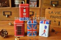 Free shipping Home Storage Bottles Mini cylinder toothpicks extinguishers MiZiQi a drum,4 kinds of design random delivery