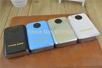 50pcsPhone Charger  8800mAh Bateria Externa LED External Battery USB  Power Bank Double Port no retail box