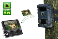 Bestok M660GM 12MP MMS Trail Camera IR Hunting Scout Mobile LED Light Night Security