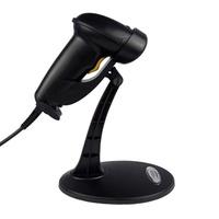 Acan 9800 USB Automatic Laser Barcode Scanner Bar Code Reader+Holder Stand