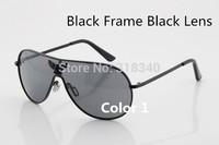 Men sports eagle frame metal high strong quality fashion design sunglass for men driving use de oculous de sol