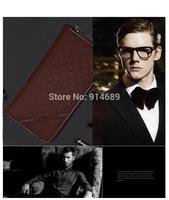 The new men's business bags leather handbag clutch bag men wallets
