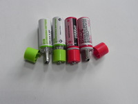 NEW FUNCTION AA BATTERY ! USB AA Battery 2PCS/Pair 1.2V 1450mAh Rechargeable  Battery