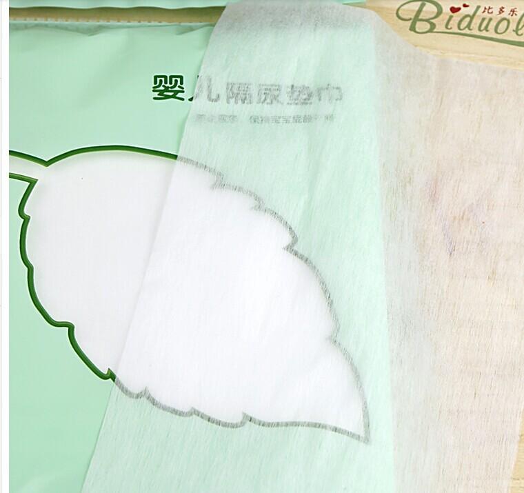 Toalha urina bebê recém-nascido fralda descartável 200 pcs/sacos bebê trocador toalha urina fraldas de viagem papel grátis frete(China (Mainland))
