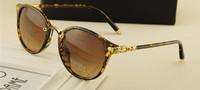 new high-end sunglasses brand sunglasses  vintage European and American models sunglass beach sunglass de sol