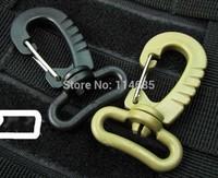 Plastic Buckles Button hang key chain  100pcs/Lot+free shipping+wholesale