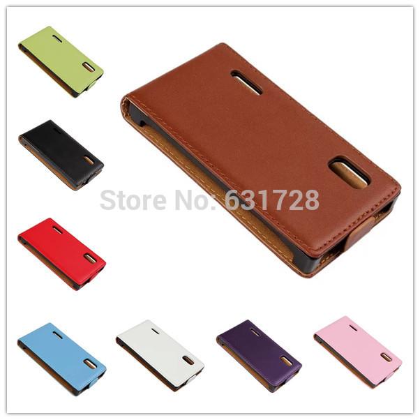 For LG Optimus L5 E610 E612 E615 Mobile Phone Case New Style Fashion Senior Leather Back Cover Protector Lowest price(China (Mainland))