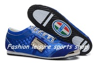 Free shipping by DHL ! 2014 New Brand Men's Leather Casual Shoes. Genuine Leather ,Men's Leather Flats,Leisure Shoes.