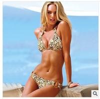 2014 new women vs swimwear print bikinis set push up bikini for women swimsuit woman bathing suit piece swimsuits dyyy-0212