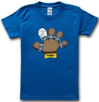 2015 summer famous brand cartoon kobe palm T Shirt cotton basketball sport t-shirt man top tee casual man short sleeve plus size