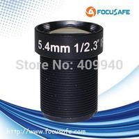 """1/2.3"""" format high resolution 5.4mm lens"""