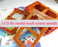 NEW 11pcs/Lot LCD molds for iPhone5 5S 5C 4s screen mould for Galaxy S4 S3 i9500 i9300 Note2 N7100 N7000 Molds