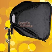80x80cm Easy Foldable Flash Studio Soft Box for Camera Photo Speedlite P4PM